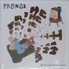 "Discos de vinilo: PROMOE - PRIME TIME / CHOSEN [SUECIA HIP HOP / RAP EXCLUSIVO ORIGINAL] SFDK [ MX 12"" 33RPM ][2001]. Lote 210796134"