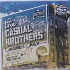 """Discos de vinilo: THE CASUAL BROTHERS [SUECIA HIP HOP / RAP EXCLUSIVO ORIGINAL] LOOPTROOP[ MX 12"""" 33RPM ][2003]. Lote 210796476"""