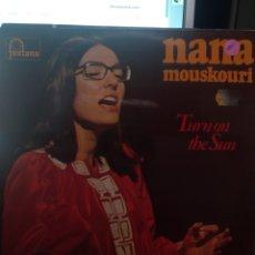 Discos de vinilo: NANA MOUSKOURI. Lote 210796617