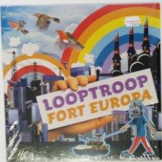 """Discos de vinilo: LOOPTROOP - FORT EUROPA [SUECIA HIP HOP / RAP EXCLUSIVO ORIGINAL] PROMOE [ MX 12"""" 33RPM ][2005]. Lote 210796676"""