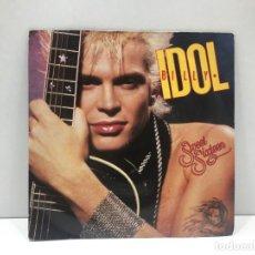Discos de vinilo: BILLY IDOL - SWEET SIXTEEN / BEYOND BELIEF - SINGLE 1987. Lote 210797300