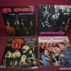 Discos de vinilo: MAGNIFICOS 60 SINGLES ANTIGUOS MUSICA VARIADA HAY DE COTIZADOS,SALIDA 1 EURO. Lote 210797514