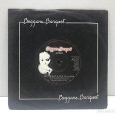 Discos de vinilo: SPIRIT - WE´VE GOT A LOT TO LEARN / FISH FRY ROAD - SINGLE 1981. Lote 210798397