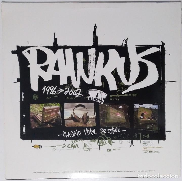 "Discos de vinilo: MOS DEF - UNIVERSAL MAGNETIC [US HIP HOP / RAP EXCLUSIVO ORIGINAL] RAWKUS [MX 12"" 33RPM ][2002] - Foto 2 - 232418502"