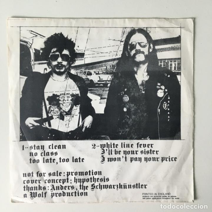 Discos de vinilo: Motörhead ?– Fuck Off, e.f.ox556, UK 1979 Wolf Production - Foto 2 - 210799369