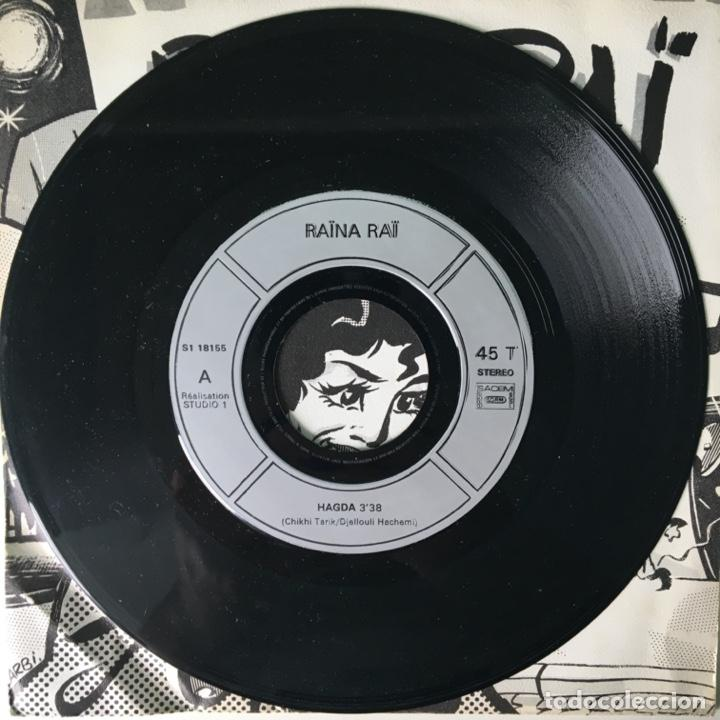 Discos de vinilo: Raïna Raï – Hagda / Taïla, S1 18155, France Studio 1 - Foto 3 - 210799497