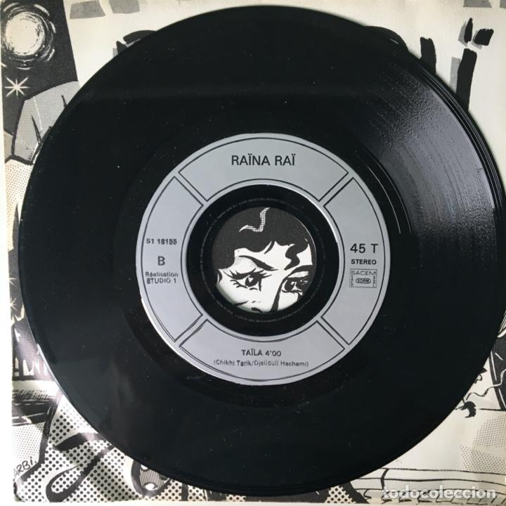 Discos de vinilo: Raïna Raï – Hagda / Taïla, S1 18155, France Studio 1 - Foto 4 - 210799497
