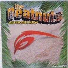 """Discos de vinilo: THE BEATNUTS - WATCH OUT NOW FT. YELLAKLA [US HIP HOP / RAP EXCLUSIVO ORIGINAL][MX 12"""" 33RPM ][1999]. Lote 210799640"""