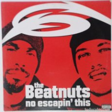 "Discos de vinilo: THE BEATNUTS - NO ESCAPIN' THIS / IT'S DA [US HIP HOP / RAP EXCLUSIVO ORIGINAL][MX 12"" 33RPM ][2001]. Lote 210799702"