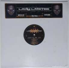 "Discos de vinilo: LADY LAISTEE - SORTIR DU LOT / BLACK [ FRANCIA HIP HOP / RAP EDICIÓN EXCLUSIVA][MX 12"" 45RPM][1999]]. Lote 210800000"
