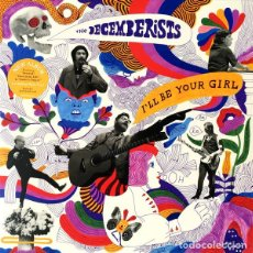 Discos de vinilo: LP THE DECEMBERISTS ‎– I'LL BE YOUR GIRL - ROUGH TRADE ‎RTRADLPX906 - 2018 - PRECINTADO / NUEVO !!!. Lote 210800659