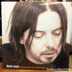Discos de vinilo: LP DANIEL WYLIE ?– BEST OF THE SOLO YEARS (2004-2014) - YOU ARE THE COSMOS ?YATC23 - PRECINTADO !!. Lote 210800836