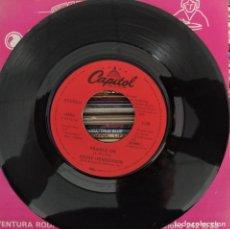 "Discos de vinilo: EDDIE HENDERSON - CYCLOPS / PRANCE ON (7"") (CAPITOL RECORDS) 4666 (USA ED.) (D:NM). Lote 210804650"