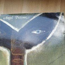 Discos de vinilo: VINILO LP ÁNGEL PETISME – LA HABITACIÓN SALVAJE. Lote 210804705