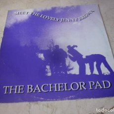 Discos de vinilo: THE BACHELOR PAD - MEET THE LOVELY JENNY BROWN - EGG RECORDS 1991. Lote 210805324