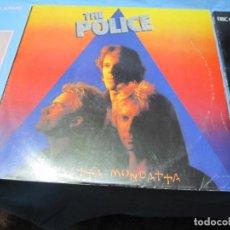 Discos de vinilo: LOTE DE LP THE POLICE, DIRE STRAITS , ERIC CLAPTON. Lote 210808540