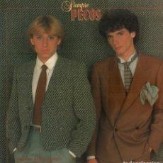Discos de vinilo: PECOS - SIEMPRE PECOS - LP CBS DE 1980 RF-8042 , BUEN ESTADO. Lote 210808574
