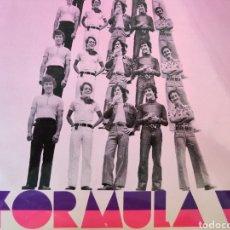 Discos de vinilo: DISCO VINILO LP - FÓRMULA V - ¡ADELANTE! (PHILIPS, 1970). Lote 210811096