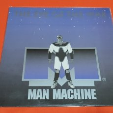 Discos de vinilo: MAN MACHINE THE EVE OF THE WAR . GAME 1992. Lote 210811210