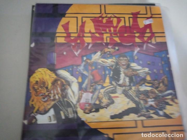 LA JUNGLA - LA JUNGLA (Música - Discos - LP Vinilo - Grupos Españoles de los 70 y 80)