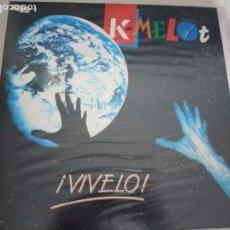 Discos de vinilo: K-MELOT - VIVELO. Lote 210812484