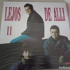 Discos de vinilo: LEJOS DE ALLI - II. Lote 210812935
