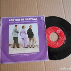 Discos de vinilo: VINILO SINGLE DE LOS TRES DE CASTILLA AÑO 1971. Lote 210818789