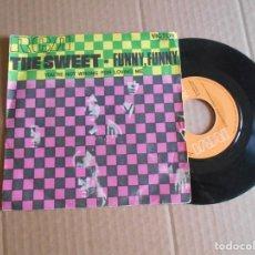 Discos de vinilo: VINILO DE THE SWEET AÑO 1971. Lote 210819151
