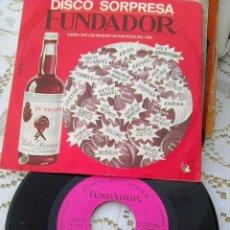 Discos de vinilo: MARÍA OSTIZ - NO SABES COMO SUFRÍ + 3 (FUNDADOR DISCO SORPRESA, 1970). Lote 210820684