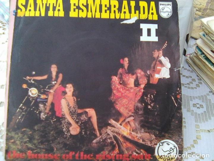 SANTA ESMERALDA II - THE HOUSE OF THE RISING SUN (PHILIPS, 1977) - ED. FRANCIA - RARO (Música - Discos - Singles Vinilo - Disco y Dance)