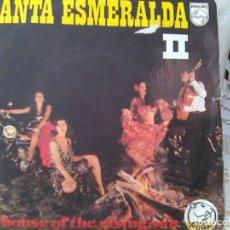 Discos de vinilo: SANTA ESMERALDA II - THE HOUSE OF THE RISING SUN (PHILIPS, 1977) - ED. FRANCIA - RARO. Lote 210822451