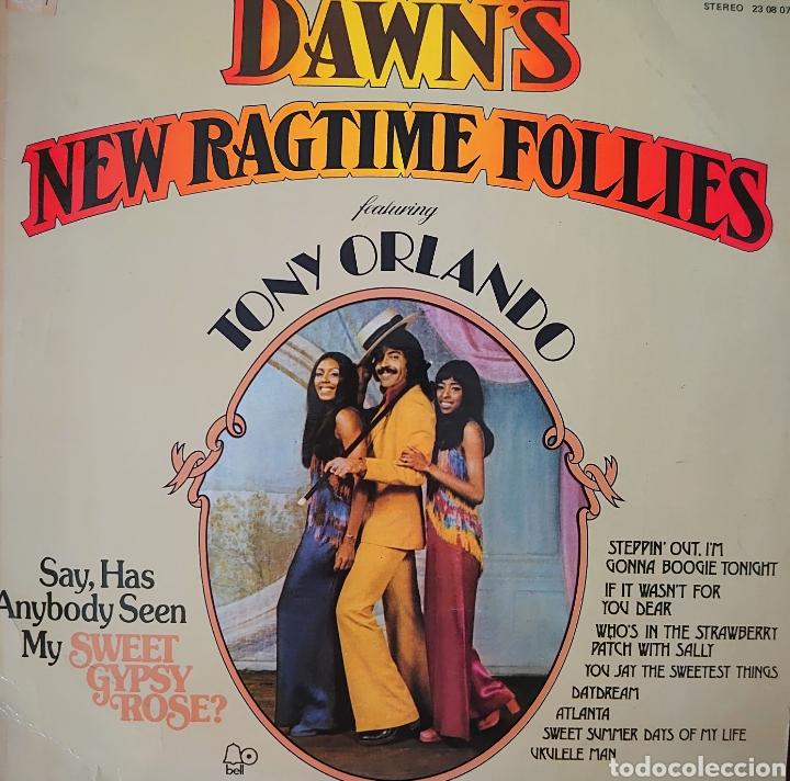 DAWN'S / TONY ORLANDO LP SELLO BELL EDITADO EN ESPAÑA AÑO 1973 (Música - Discos - LP Vinilo - Pop - Rock - Extranjero de los 70)