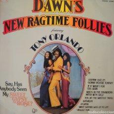 Discos de vinilo: DAWN'S / TONY ORLANDO LP SELLO BELL EDITADO EN ESPAÑA AÑO 1973. Lote 210822782