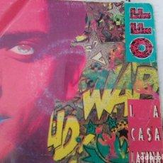 Discos de vinilo: OFF - LA CASA LATINA + 1 (ARIOLA, 1990). Lote 210822889