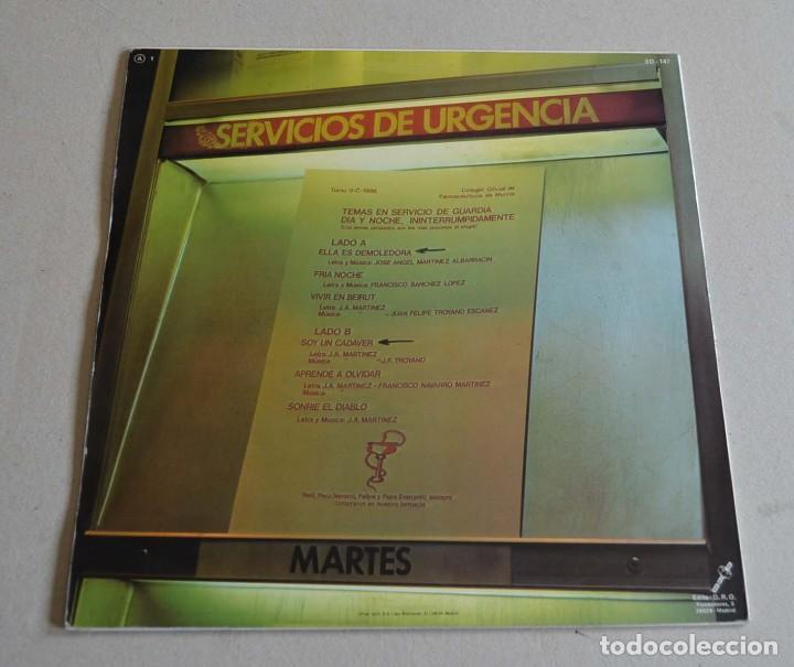 Discos de vinilo: FARMACIA DE GUARDIA - S/T - Foto 2 - 210823224