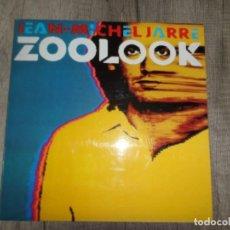 Discos de vinilo: JEAN-MICHEL JARRE ZOOLOOK. Lote 210824152