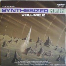 Discos de vinilo: ED STARINK-SYNTHESIZER GREATEST VOLUME 2, ARCADE-02 4020 21. Lote 210831584