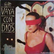 Discos de vinilo: VAYA CON DIOS – HEADING FOR A FALL, ARIOLA 74321 10781 1 (3A), 74321107811. Lote 210840246