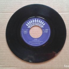 Discos de vinilo: CREEDENCE CLEARWATER REVIVAL - LODI SINGLE 1969 EDICION FRANCESA. Lote 210845467