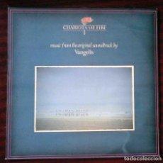 Discos de vinilo: LP VANGELIS - CHARIOTS OF FIRE (CARROS DE FUEGO) IMPECABLE.. Lote 210896591