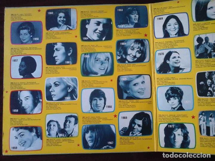 Discos de vinilo: 2 LP Eurovisionn Gala - 25 años de Eurovisión - Winners 1956 - 1981 - Foto 3 - 210933952