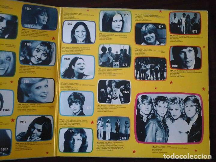 Discos de vinilo: 2 LP Eurovisionn Gala - 25 años de Eurovisión - Winners 1956 - 1981 - Foto 4 - 210933952