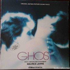 Discos de vinilo: LP - B.S.O. GHOST. Lote 210934407