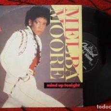 Discos de vinilo: MELBA MOORE MIND UP TONIGHT SPECIAL REMIX 1982 USA VINILO MAXISINGLE. Lote 210938460