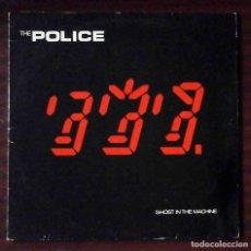 Discos de vinilo: LP THE POLICE - GHOST IN THE MACHINE - AM RECORDS 1981. Lote 210940670