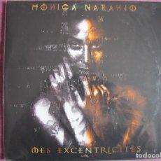 Discos de vinilo: LP - MONICA NARANJO - MES EXCENTRICITES VOL. 1 (VINILO TRANSPARENTE, DOBLE CARPETA CON ENCARTE). Lote 210941979