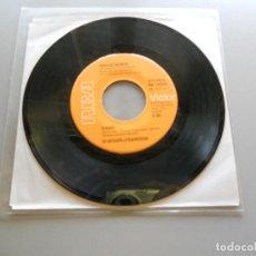 Discos de vinilo: DAVID BOWIE – FAME - SINGLE 1975 VG++ USA ED. Lote 210943206