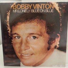 Discos de vinilo: BOBBY VINTON-MR.LONELY/BLUE ON BLUE/SINGLE 1973 EPIC, ESPAÑA. Lote 210943891