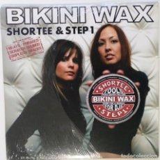 "Discos de vinilo: DJ SHORTEE & DJ STEP1 - BIKINI WAX [HIP HOP / SCRATCH / TURNTABLISM] [ORIGINAL LP 12"" 33RPM] [2007]. Lote 210945004"