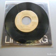 Discos de vinilo: DAVID BOWIE – GOLDEN YEARS SINGLE USA ED VG++. Lote 210945672